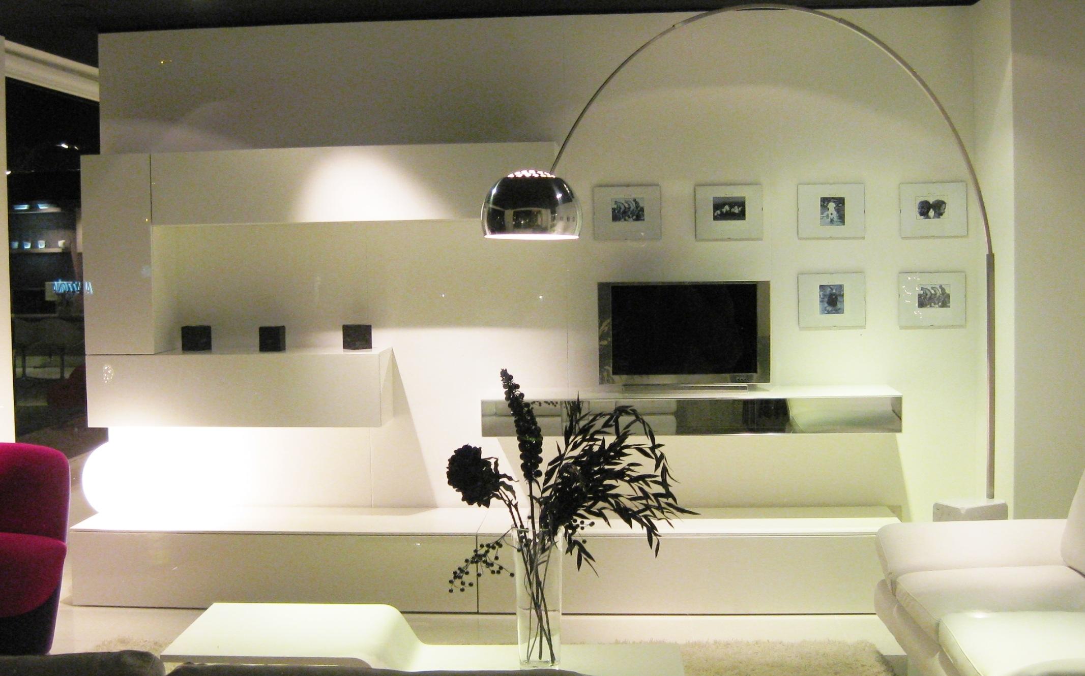 Soggiorni Moderni Sospesi: Soggiorni Moderni Os Ma Arredamenti  #877A45 2133 1330 Sala Da Pranzo Per Esterno