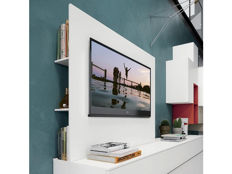 porta tv living spagnol