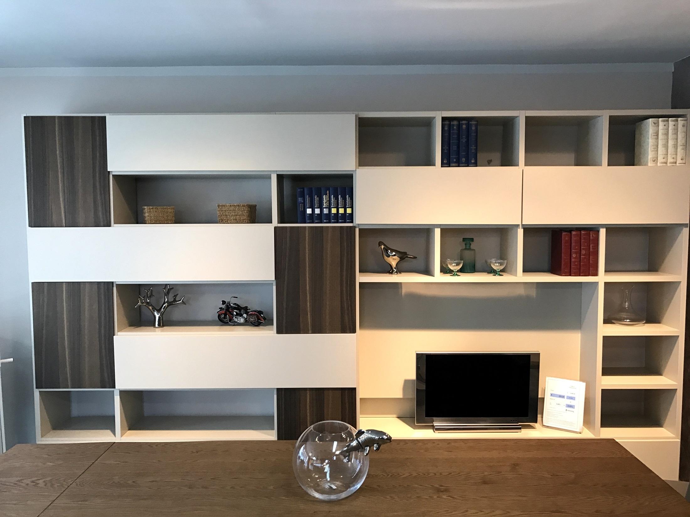 Soggiorno presotto italia parete attrezzata presotto pari for Presotto mobili prezzi