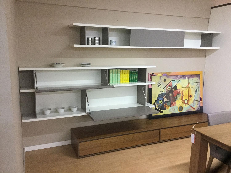 Santarossa mobili elegant santarossa soggiorno free kube - Santarossa mobili prezzi ...