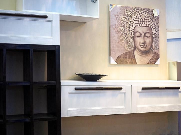 Soggiorno Shabby Moderno: Tende soggiorno tortora i migliori colori delle pareti per un.