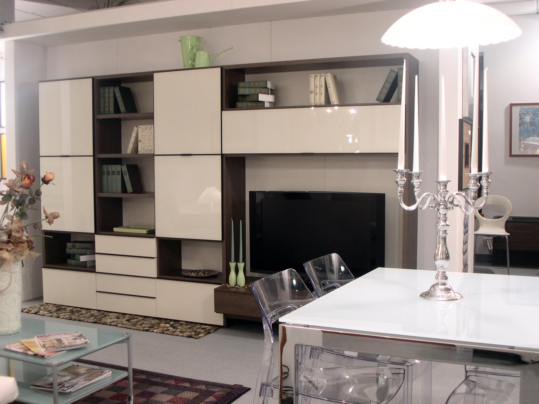 Beautiful librerie componibili mondo convenienza ideas for Mobilia outlet