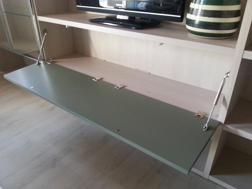 Parete soggiorno legno moderno ~ neburisky.net