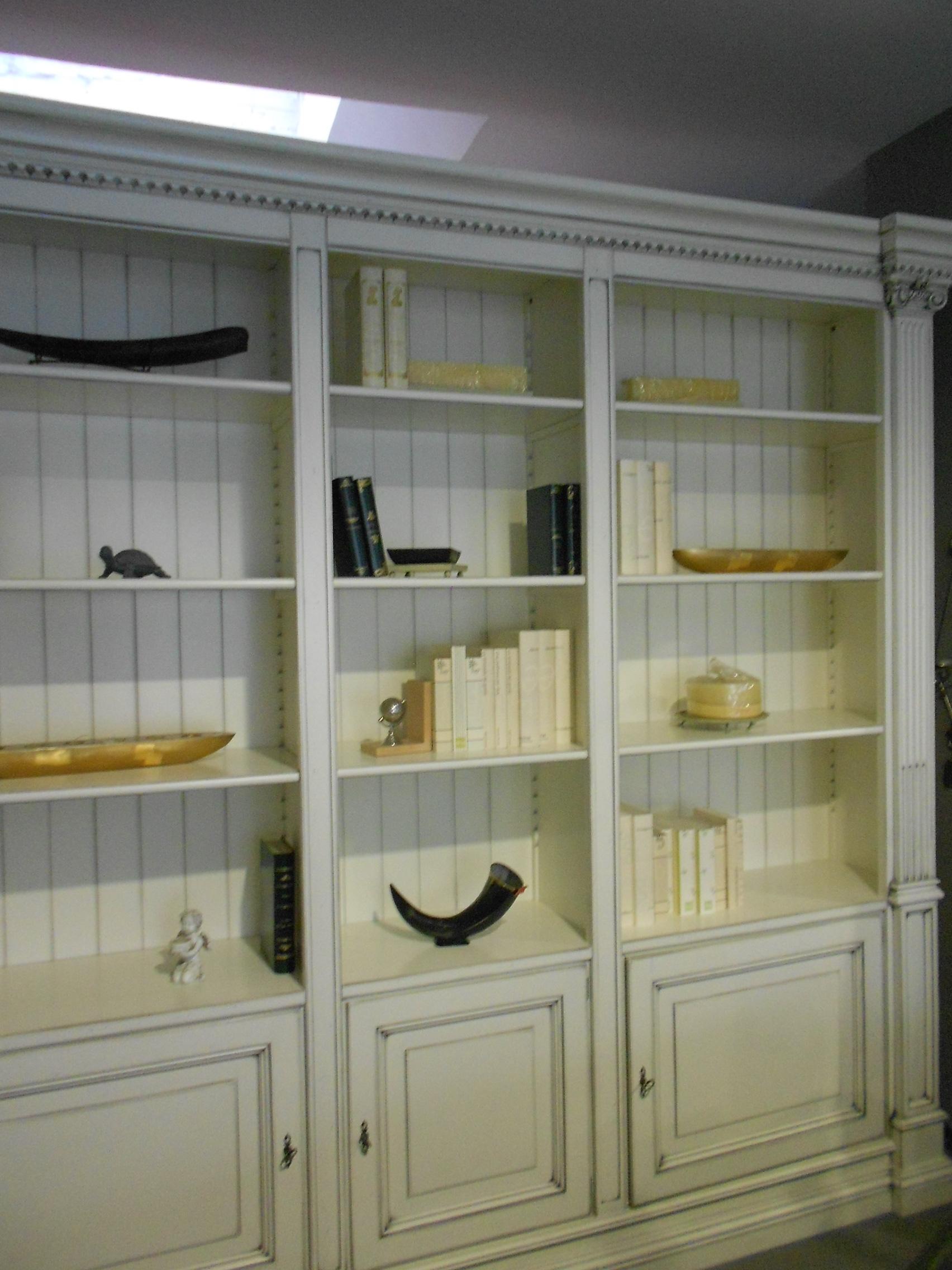 soggiorno zonta parete libreria legno soggiorni a prezzi