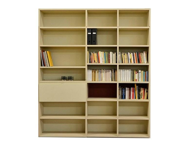 Tisettanta soggiorno libreria metropolis laccato opaco for Tisettanta outlet