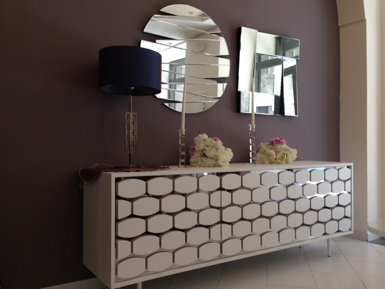 Tonin Casa Soggiorno Madia Honey tonin casa in offerta Laccato Opaco Madie Design - Soggiorni a ...