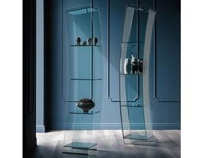Vetrina in cristallo Cattelan Open wind PREZZI OUTLET