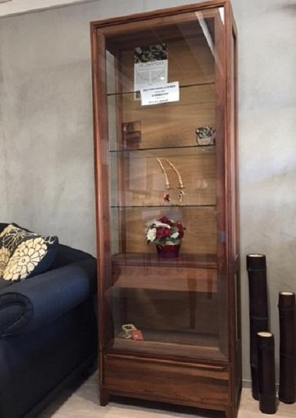 Vetrina moderna arte brotto con anta in vetro soggiorni a prezzi scontati - Mobili arte brotto ...
