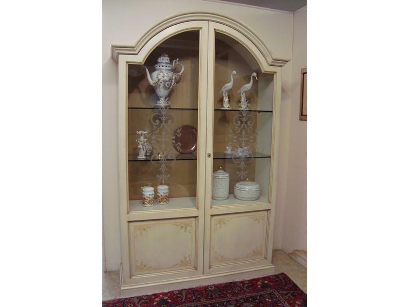 Vetrinetta in legno stile classico Filippo Arspa