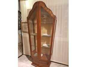Vetrinetta in stile classico Carpanelli in vetro Offerta Outlet