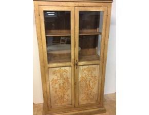 Vetrinetta Vetrina Artigianale in legno a prezzo scontato