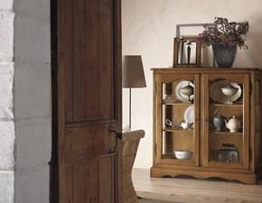 Vetrinetta Vetrinetta in legno massello scontata del 35% Artigianale in legno a prezzo scontato