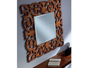Specchiera in stile design Traforate quadrate OFFERTA OUTLET