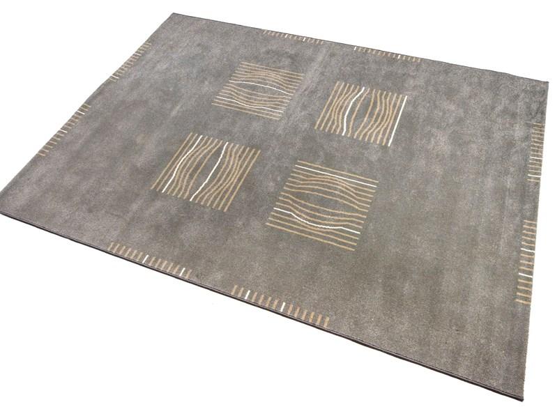 Tappeto Salotto Verde : Tappeto in polipropilene gcm modello open colore grigio con