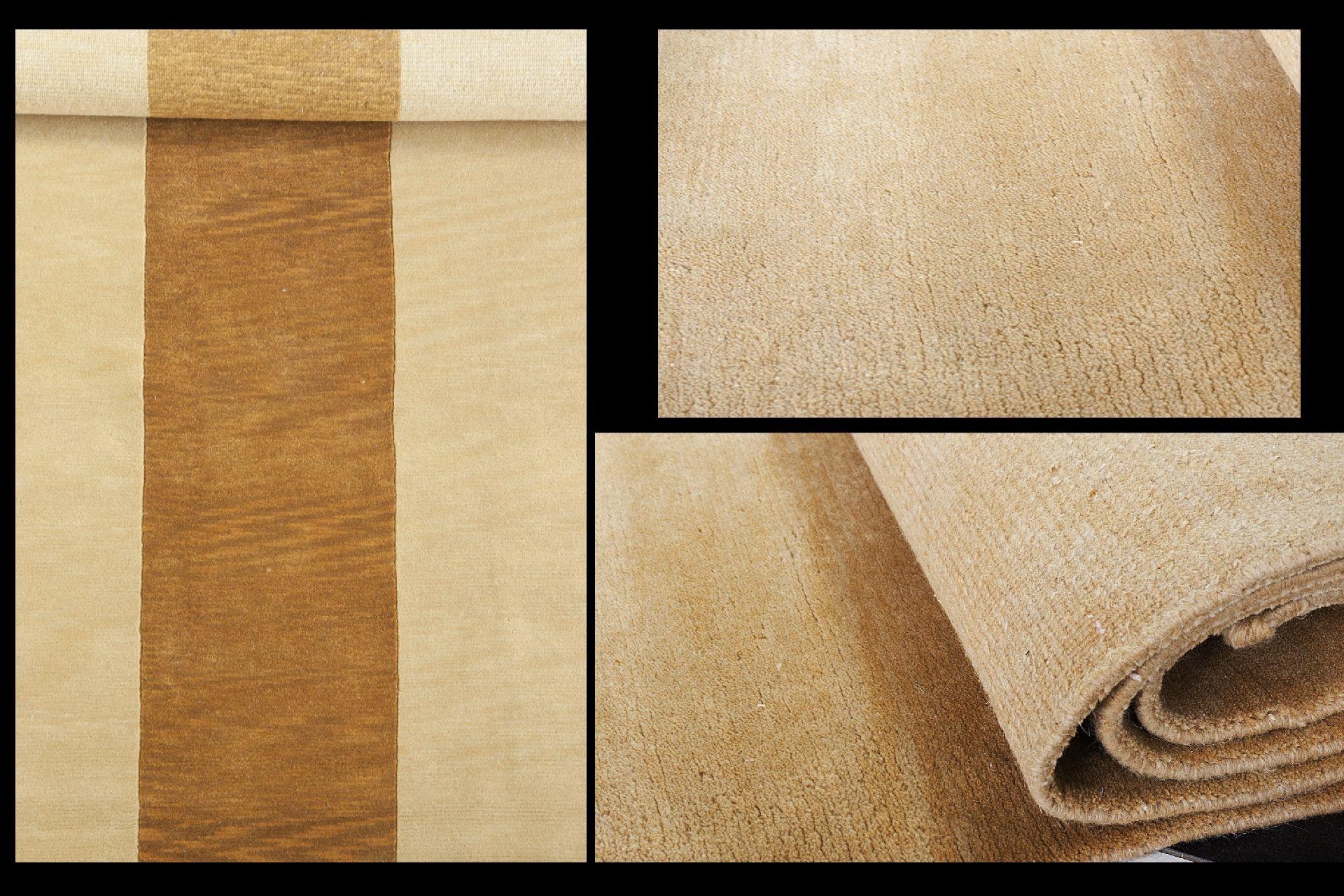 Tappeto di lana gcm modello twin colore beige camel 170x240cm in 100 lana tappeti a prezzi - Tappeti in lana moderni ...