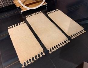 Tappeto modello Parure Artigianale in lana  a prezzo scontato