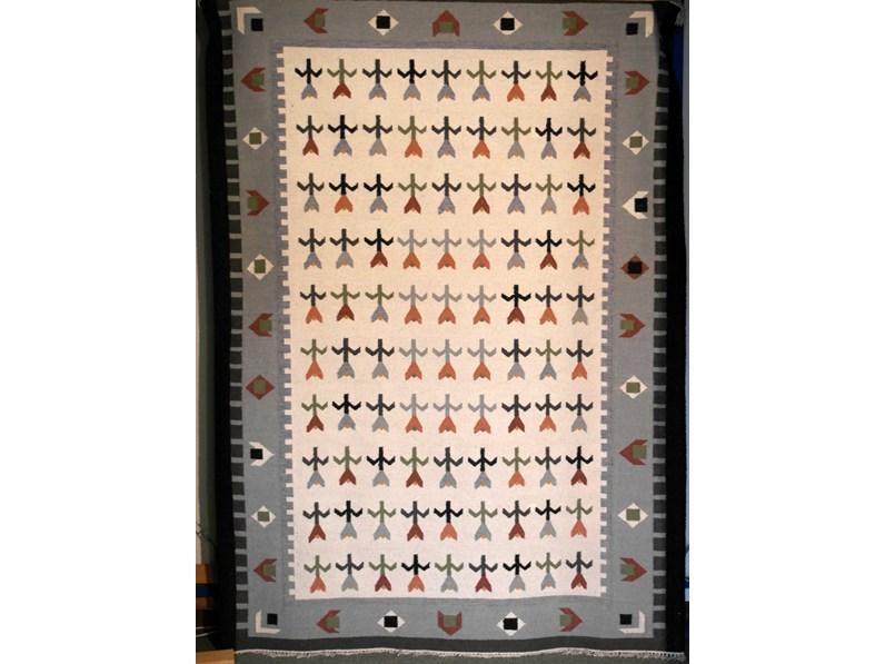 Tappeto Moderno rettangolare in lana Sophia cm.180x250 di Sitap in ...
