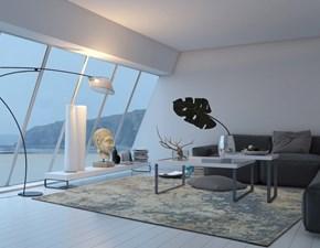 Tappeto rettangolare  moderno Deco Sitap in Offerta Outlet