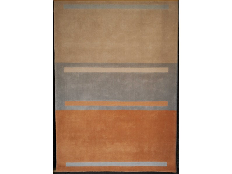 Tappeto rettangolare Moderno in lana Luna cm.160x230 di Sitap a prezzo  scontato