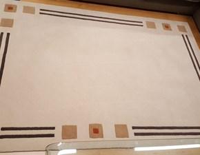 Tappeto rettangolare  moderno Pisa Artigianale in Offerta Outlet