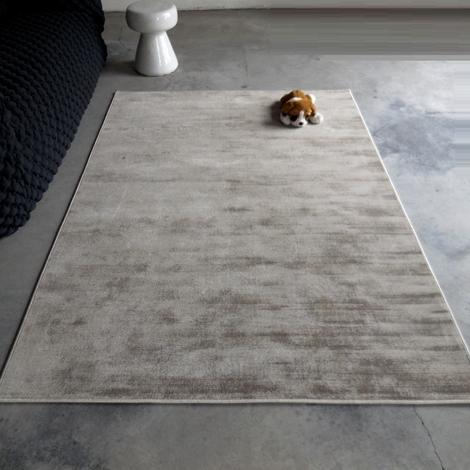outlet Tappeto Tisca Collezione dune tappeto rettangolare in viscosa Moderni