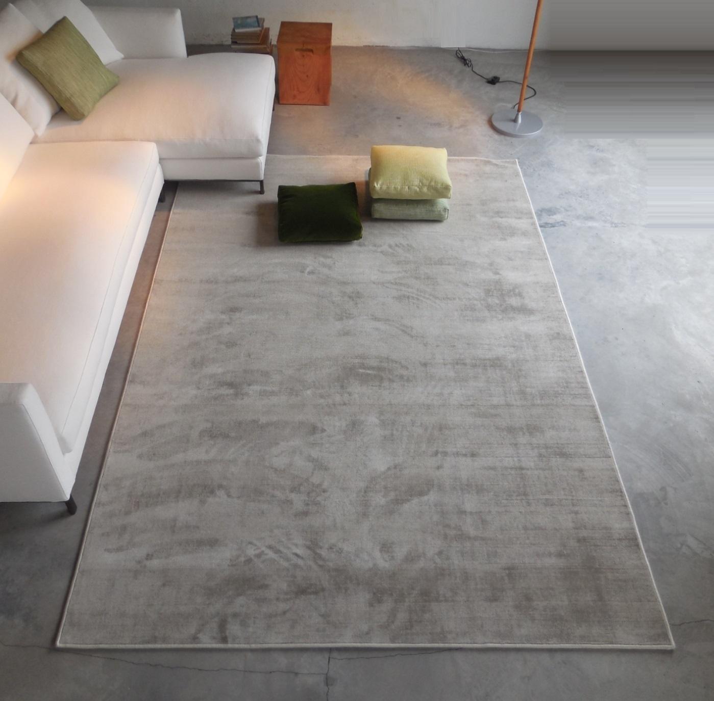 Tappeto Tisca Grande tappeto rettangolare dune Moderni ...