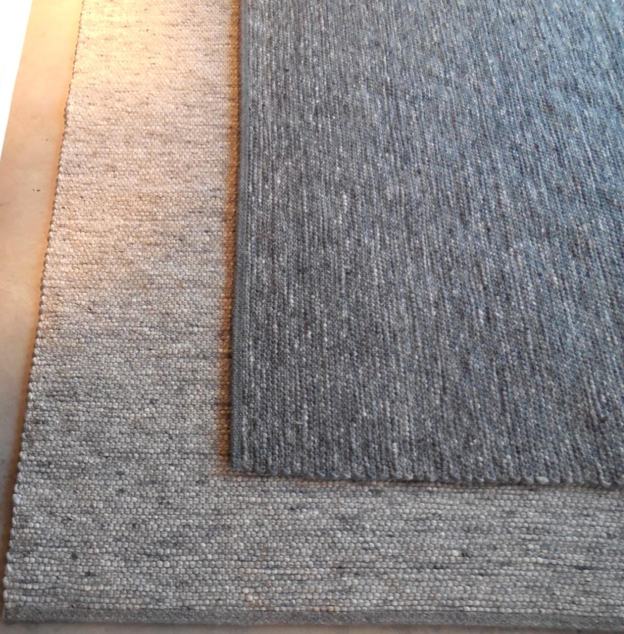 Tappeto tisca tappeto rettangolare sindar in lana moderni - Tappeti in lana moderni ...