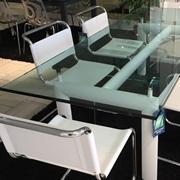 Cassina prezzi outlet offerte e sconti - Tavolo cristallo le corbusier ...
