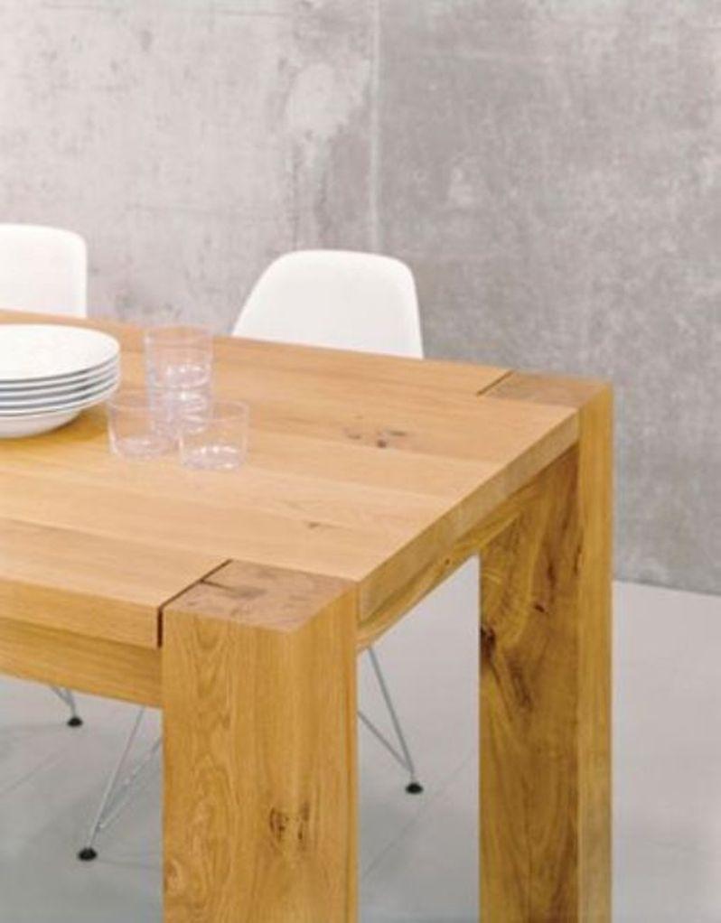 Arredo3 tavolo tavolo in rovere spazzolato rettangolari for Tavoli arredo