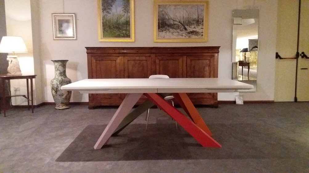 Big Table Bonaldo Outlet. Interesting Bonaldo With Big Table ...