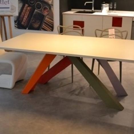Big Table Bonaldo Prezzo. Affordable Good Tavolo Fisso In Ceramica ...