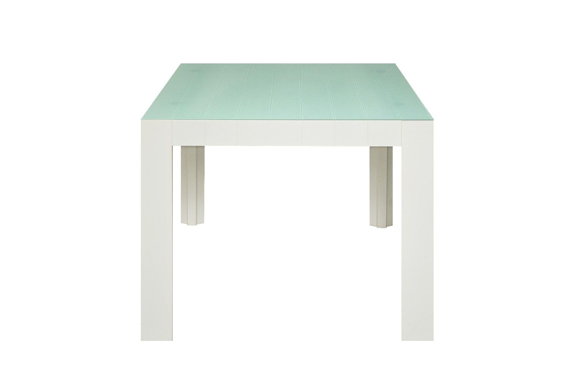 Tavolo Con Ripiano In Vetro.Tavolo Quadrato Allungabile Vetro Finest Stunning Tavolo Quadrato