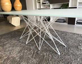 Bonaldo Octa tavolo cristallo
