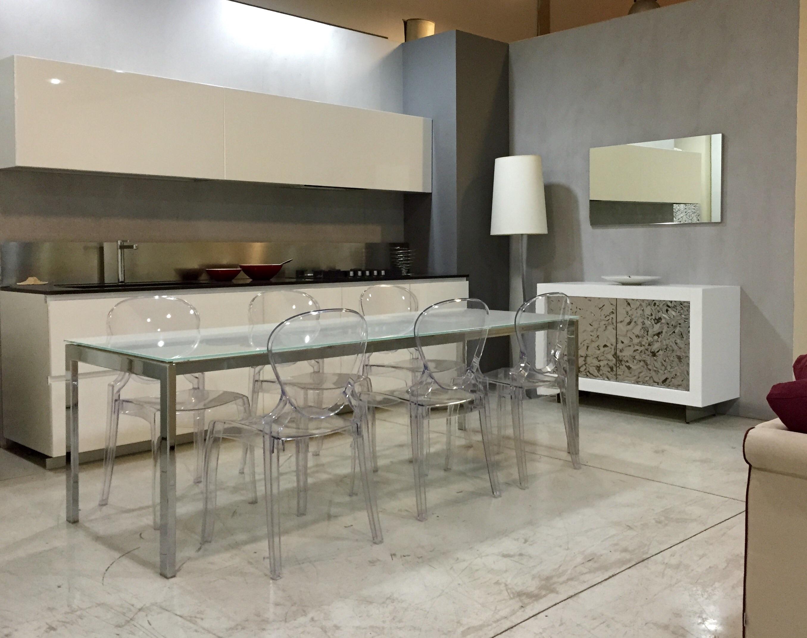 Bontempi casa tavolo keyo scontato del 60 tavoli a - Cucine modulnova prezzi ...