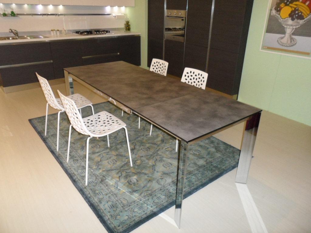 Tavoli allungabili moderni calligaris tavolo moderno - Tavolo cristallo calligaris ...