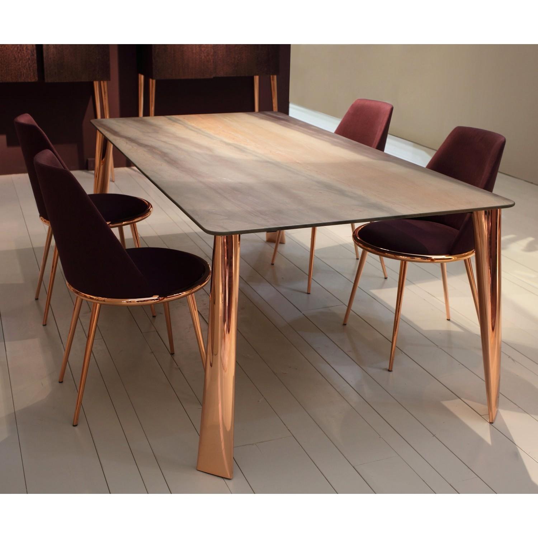 Cantori tavolo milos rettangolari rettangolari allungabili for Tavoli rettangolari allungabili in legno