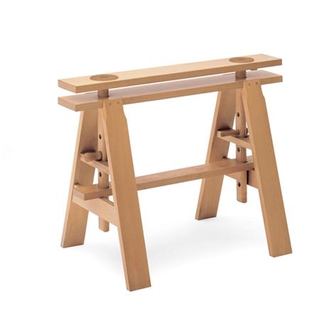 Zanotta cavalletti per tavolo modello leonardo scontati - Tavolo castiglioni ...