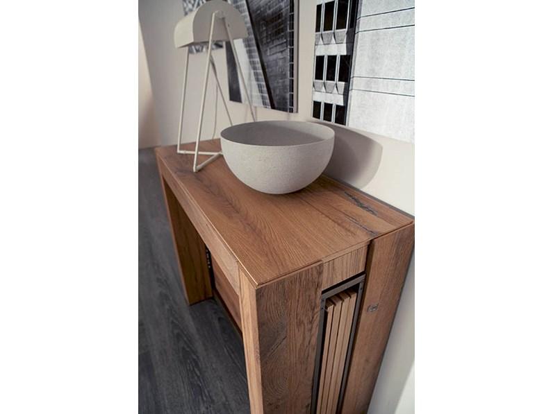 Consolle allungabile a4 in legno for Tavoli allungabili outlet