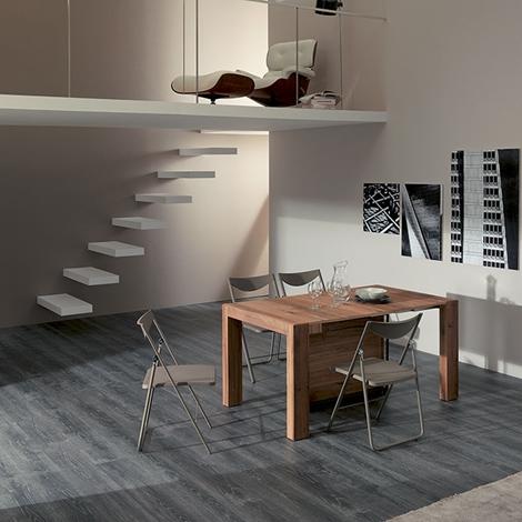 Consolle allungabile a4 in legno tavoli a prezzi scontati - Consolle tavolo allungabile ikea ...