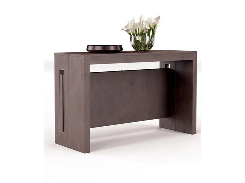 Consolle allungabile exodus la seggiola tavoli a prezzi for Consolle design outlet