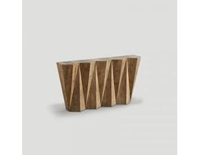Consolle Db003942 Dialma brown in legno