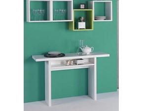 Outlet tavoli consolle allungabili prezzi sconti online - Tavoli allungabili a libro ...