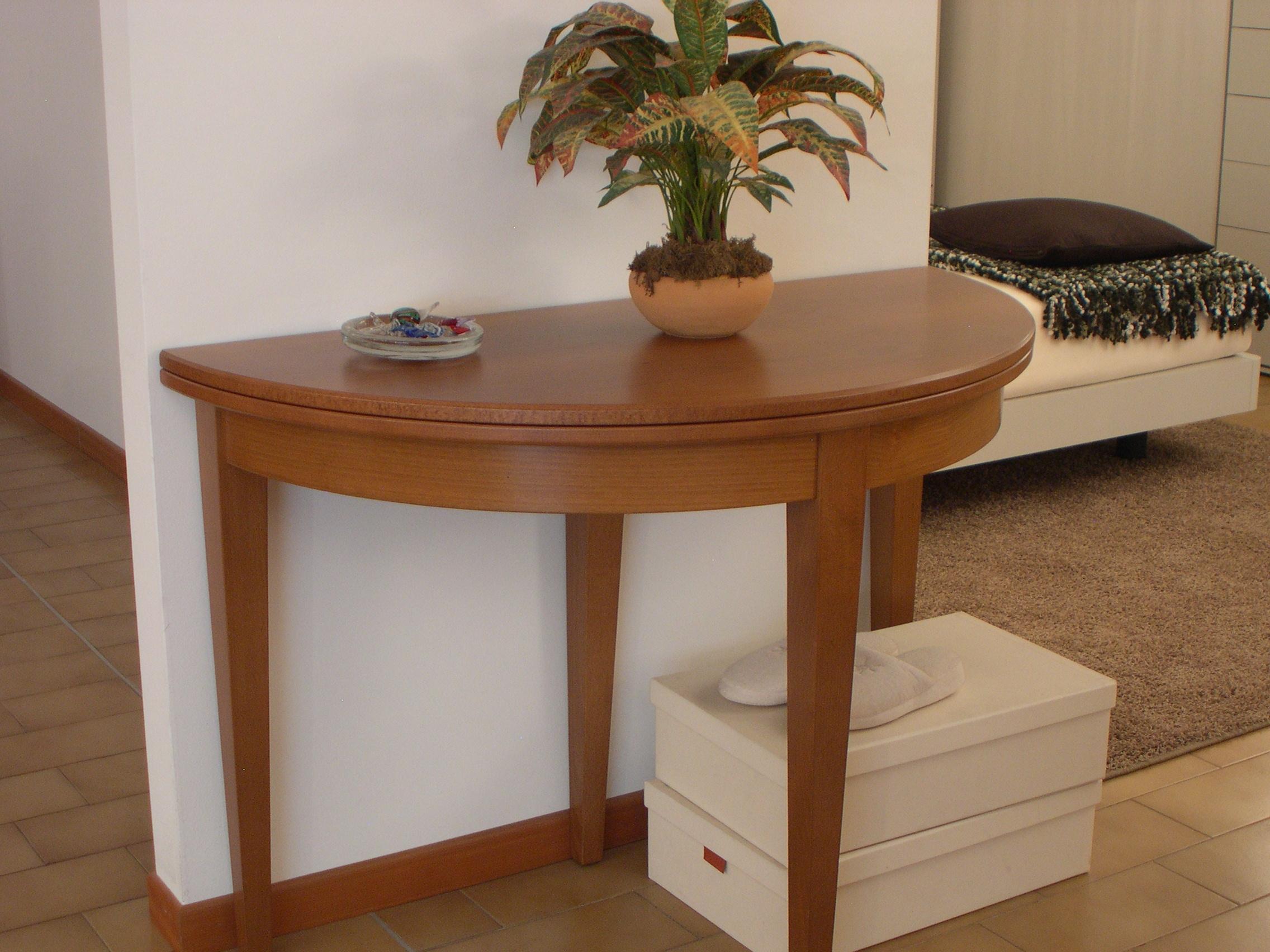 Consolle semicerchio calligaris tavoli a prezzi scontati - Ikea tavolo consolle ...