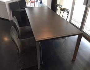 Tavolo Lux Bontempi Casa, scontato del 40%