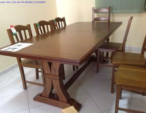 Tavolo allungabile modello Magno di Pianca