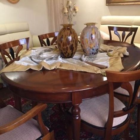 Tavoli da cucina grande arredo in sconto tavoli a prezzi - Tavolo ovale cucina ...