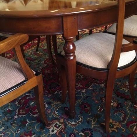 Tavoli da cucina grande arredo in sconto tavoli a prezzi for Tavolo ovale grande