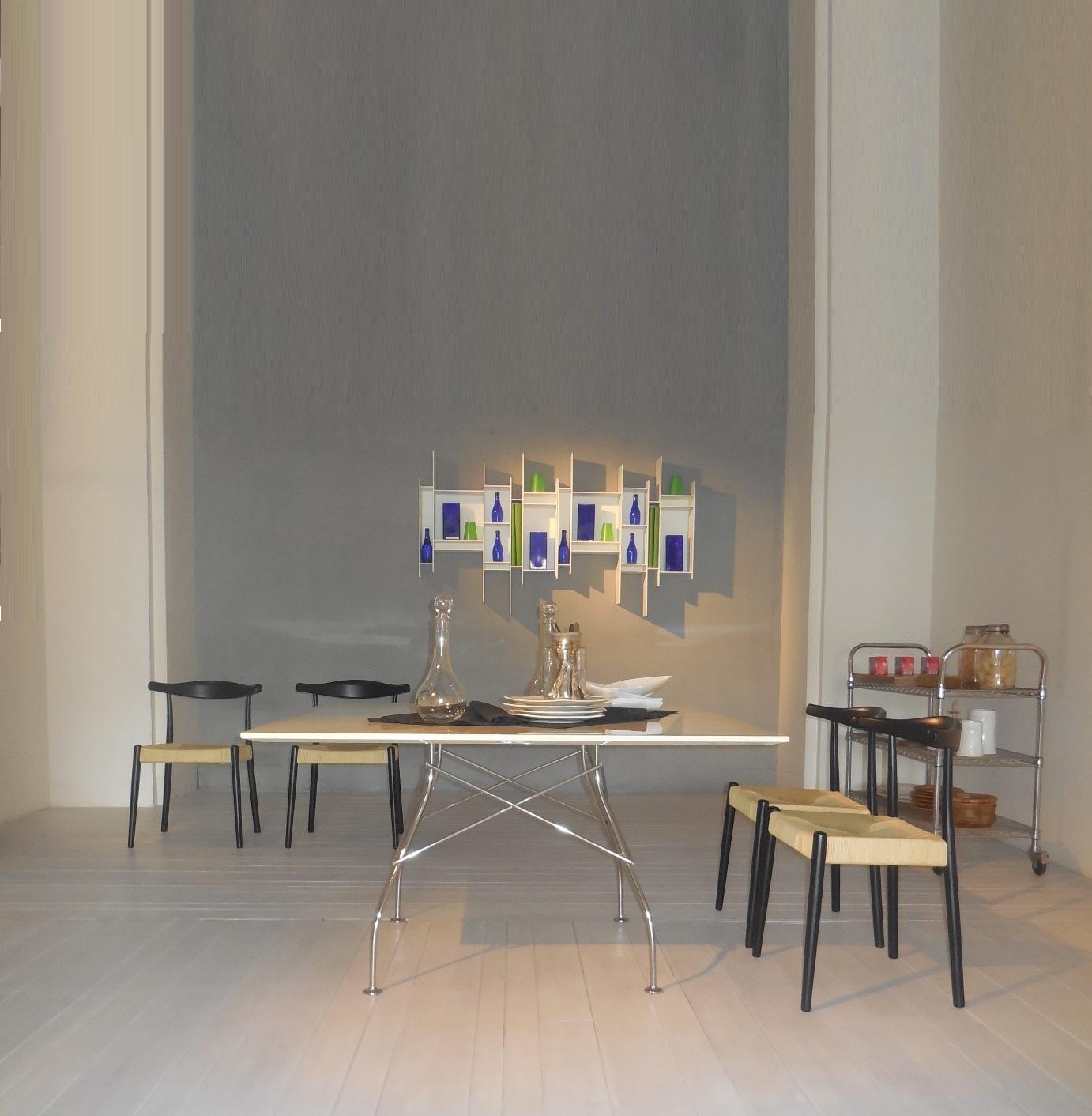 Tavolo kartell offerta kartell glossy tavolo quadrato - Tavolo four kartell prezzo ...