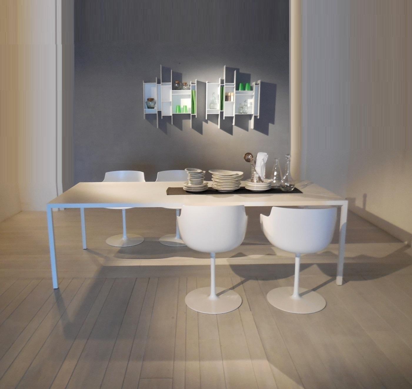 tavolo mdf tavolo rettangolare tense promozione mdf italia tavoli a prezzi scontati. Black Bedroom Furniture Sets. Home Design Ideas