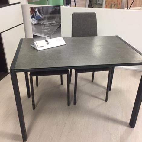 Midj tavolo opl rettangolari rettangolari allungabili - Strato cucine outlet ...